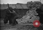 Image of Camouflage techniques World War 1 France, 1918, second 32 stock footage video 65675043545