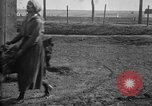 Image of camouflaged screens in World War 1 France, 1918, second 50 stock footage video 65675043547