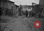 Image of camouflaged screens in World War 1 France, 1918, second 60 stock footage video 65675043547