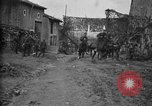 Image of camouflaged screens in World War 1 France, 1918, second 61 stock footage video 65675043547