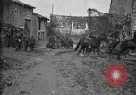 Image of camouflaged screens in World War 1 France, 1918, second 62 stock footage video 65675043547