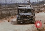 Image of 2nd Infantry Division soldiers Korea, 1968, second 31 stock footage video 65675043555