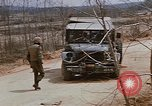 Image of 2nd Infantry Division soldiers Korea, 1968, second 39 stock footage video 65675043555