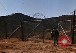 Image of 7th Infantry Division soldiers Korea, 1968, second 15 stock footage video 65675043556