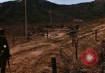 Image of 7th Infantry Division soldiers Korea, 1968, second 40 stock footage video 65675043556