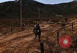 Image of 7th Infantry Division soldiers Korea, 1968, second 45 stock footage video 65675043556