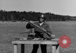 Image of Sniper rifle Fort Benning Georgia USA, 1953, second 7 stock footage video 65675043561