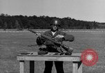 Image of Sniper rifle Fort Benning Georgia USA, 1953, second 9 stock footage video 65675043561
