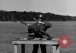 Image of Sniper rifle Fort Benning Georgia USA, 1953, second 17 stock footage video 65675043561