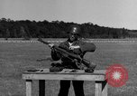 Image of Sniper rifle Fort Benning Georgia USA, 1953, second 20 stock footage video 65675043561