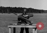 Image of Sniper rifle Fort Benning Georgia USA, 1953, second 21 stock footage video 65675043561
