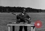 Image of Sniper rifle Fort Benning Georgia USA, 1953, second 27 stock footage video 65675043561