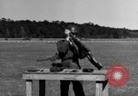 Image of Sniper rifle Fort Benning Georgia USA, 1953, second 50 stock footage video 65675043561