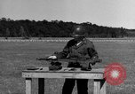 Image of Sniper rifle Fort Benning Georgia USA, 1953, second 51 stock footage video 65675043561