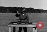Image of Sniper rifle Fort Benning Georgia USA, 1953, second 55 stock footage video 65675043561