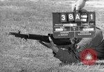 Image of Sniper rifle Fort Benning Georgia USA, 1953, second 1 stock footage video 65675043562
