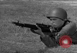 Image of Sniper rifle Fort Benning Georgia USA, 1953, second 5 stock footage video 65675043562