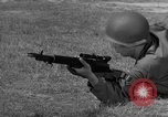 Image of Sniper rifle Fort Benning Georgia USA, 1953, second 7 stock footage video 65675043562