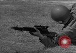 Image of Sniper rifle Fort Benning Georgia USA, 1953, second 9 stock footage video 65675043562