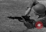 Image of Sniper rifle Fort Benning Georgia USA, 1953, second 10 stock footage video 65675043562