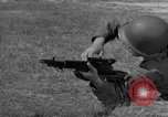 Image of Sniper rifle Fort Benning Georgia USA, 1953, second 12 stock footage video 65675043562