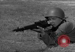 Image of Sniper rifle Fort Benning Georgia USA, 1953, second 15 stock footage video 65675043562