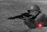 Image of Sniper rifle Fort Benning Georgia USA, 1953, second 16 stock footage video 65675043562