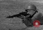 Image of Sniper rifle Fort Benning Georgia USA, 1953, second 17 stock footage video 65675043562