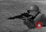 Image of Sniper rifle Fort Benning Georgia USA, 1953, second 19 stock footage video 65675043562
