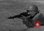 Image of Sniper rifle Fort Benning Georgia USA, 1953, second 22 stock footage video 65675043562