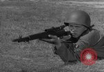 Image of Sniper rifle Fort Benning Georgia USA, 1953, second 23 stock footage video 65675043562