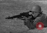 Image of Sniper rifle Fort Benning Georgia USA, 1953, second 24 stock footage video 65675043562