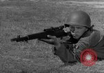 Image of Sniper rifle Fort Benning Georgia USA, 1953, second 25 stock footage video 65675043562