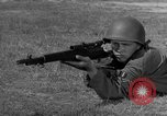 Image of Sniper rifle Fort Benning Georgia USA, 1953, second 26 stock footage video 65675043562