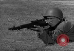 Image of Sniper rifle Fort Benning Georgia USA, 1953, second 30 stock footage video 65675043562