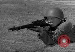 Image of Sniper rifle Fort Benning Georgia USA, 1953, second 31 stock footage video 65675043562