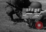 Image of Sniper rifle Fort Benning Georgia USA, 1953, second 34 stock footage video 65675043562