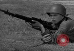 Image of Sniper rifle Fort Benning Georgia USA, 1953, second 35 stock footage video 65675043562