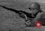 Image of Sniper rifle Fort Benning Georgia USA, 1953, second 40 stock footage video 65675043562