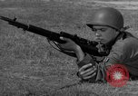 Image of Sniper rifle Fort Benning Georgia USA, 1953, second 41 stock footage video 65675043562