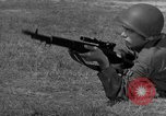 Image of Sniper rifle Fort Benning Georgia USA, 1953, second 48 stock footage video 65675043562