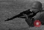 Image of Sniper rifle Fort Benning Georgia USA, 1953, second 49 stock footage video 65675043562