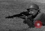 Image of Sniper rifle Fort Benning Georgia USA, 1953, second 51 stock footage video 65675043562