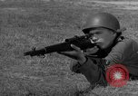 Image of Sniper rifle Fort Benning Georgia USA, 1953, second 52 stock footage video 65675043562