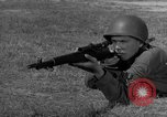 Image of Sniper rifle Fort Benning Georgia USA, 1953, second 53 stock footage video 65675043562