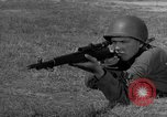 Image of Sniper rifle Fort Benning Georgia USA, 1953, second 54 stock footage video 65675043562
