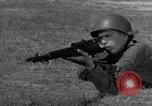 Image of Sniper rifle Fort Benning Georgia USA, 1953, second 55 stock footage video 65675043562
