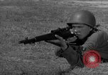Image of Sniper rifle Fort Benning Georgia USA, 1953, second 57 stock footage video 65675043562