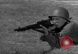 Image of Sniper rifle Fort Benning Georgia USA, 1953, second 58 stock footage video 65675043562