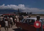 Image of C-130 Hercules Naga City Philippines, 1970, second 24 stock footage video 65675043571